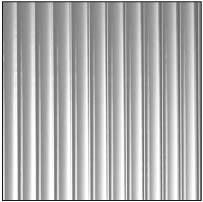 type: Reeded Panel