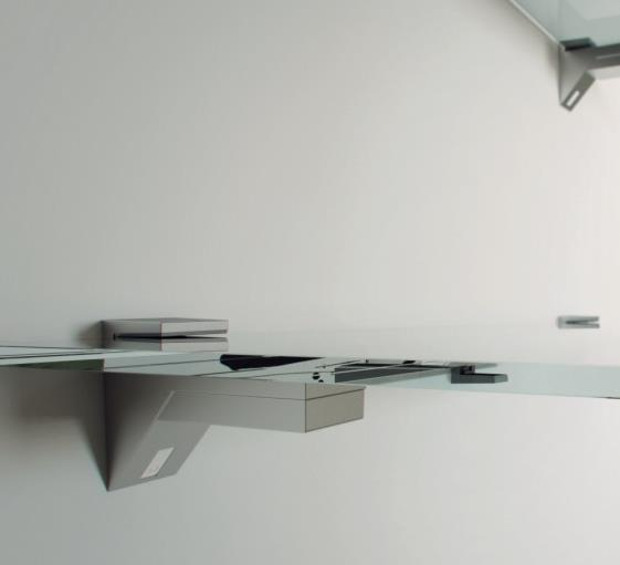 KALABRONE KALABRONE is an attractive and structural shelf support with