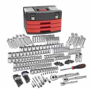 "80934-239 Pc. SAE/METRIC 6 & 12 Pt. Mechanics Tool Set MULTI DRIVE MULTI DRIVE SETS 80104 5/32"" 6 Pt. Std. SAE Socket 1/4""Dr. 80105 3/16"" 6 Pt. Std. SAE Socket 1/4""Dr. 80106 7/32"" 6 Pt. Std. SAE Socket 1/4""Dr. 80107 1/4"" 6 Pt."