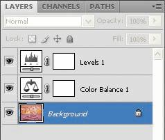) The Replace Color dialog box contains options for adjusting the hue, saturation, and lightness components of the selection: hue is color, saturation is the purity of the color, and lightness is how