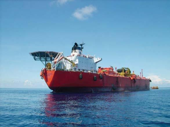 GAS CONCORD CHALLENGE Operator Conoco Phillips Indonesia requested assistance in exporting LPG from the Belanak field. SCOPE Design, convert and install an LPG-FSO.