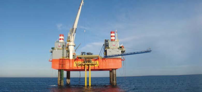 MOPU CHALLENGE NuCoastal Thailand Ltd needed an urgent replacement of a damaged production facility located offshore of Thailand.
