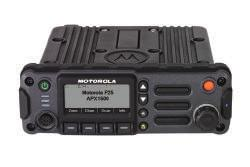 ASTRO 25 MOBILES APX 4500 Ideal solution for local government and public safety, the APX 4500 radio offers single band P25 capability in one radio which can