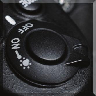 Shutter Release button: Besides being the button that takes the picture when half pressed this button activates the camera s auto focus and light
