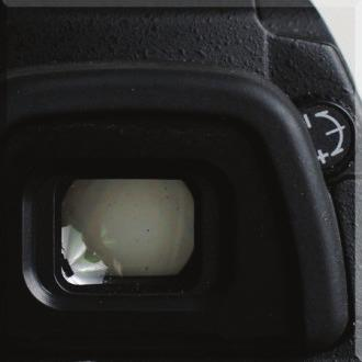 Viewfinder: An SLR has an optical viewfinder not an electronic one which means you are looking through glass not at a monitor.