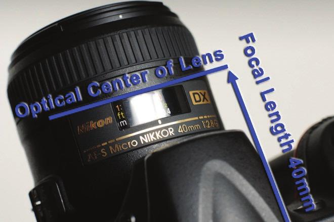 As seen in the examples below, a small aperture like f/29 produces a great depth of field in which objects in