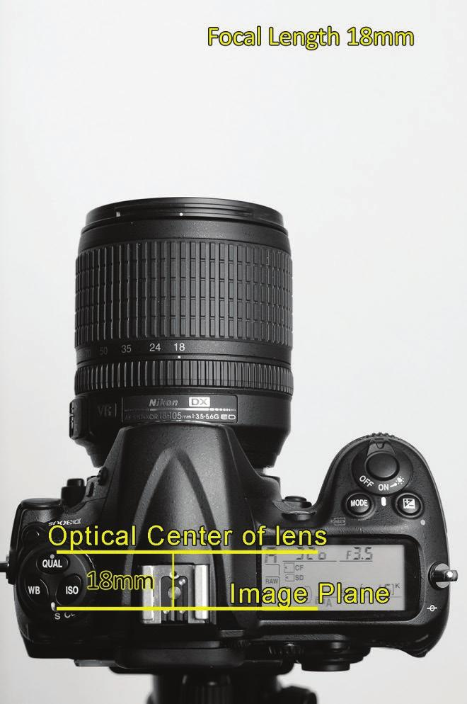 A normal lens is one that produces an angle of view and perspective similar to that of human vision.