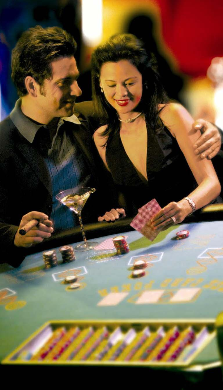 Proprietary table games are patentprotected, newly-developed games Segment is growing in popularity Number of games has quadrupled in the past 10 years Games appeal to casinos because of their