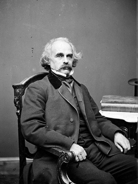 Nathaniel Hawthorne 1804 1864 Wrote The Scarlet Letter Wrote largely on