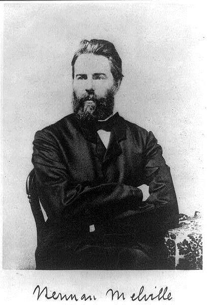 Herman Melville 1819 1891 Wrote Moby Dick One of the only