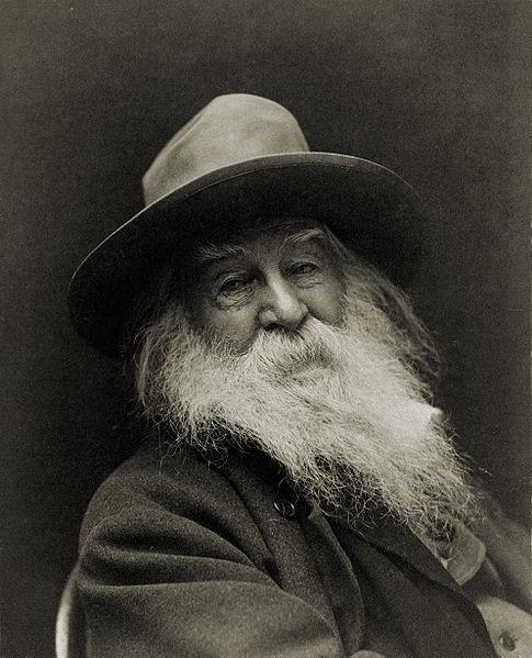 Walt Whitman 1819 1892 Free Verse Poet Best known for his work Leaves of Grass