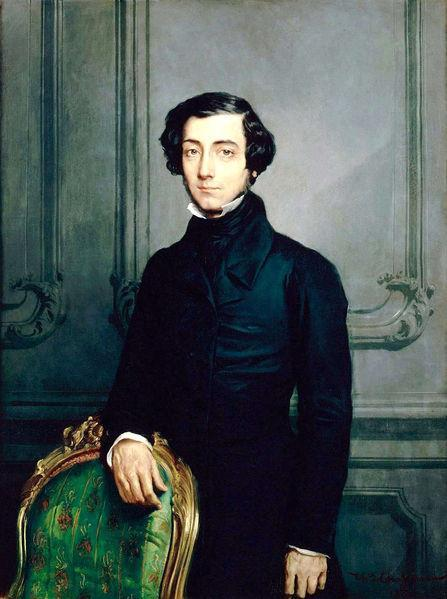 Alexis de Tocqueville 1805 1859 French Author of Democracy in America Toured US for 2 years observing how democracy was creating a uniquely American culture