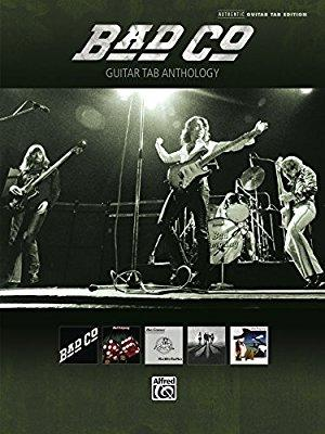 Bad Company - Guitar TAB Anthology: Authentic Guitar TAB Sheet Music Songbook By Bad Company Bad Company - Guitar TAB Anthology: Authentic Guitar TAB Sheet Music Songbook By Bad Company One of the