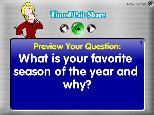 9 To Enter Questions in Preview 1. Click the Preview button. 2.