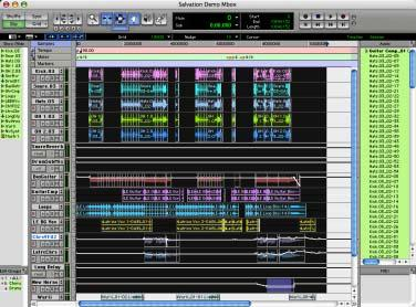 Creating an Audio CD from a Pro Tools Session Pro Tools does not create audio CDs directly, but you can create stereo audio files from your Pro Tools sessions that can be used by most