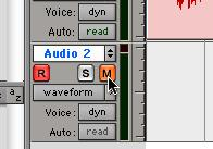 Controlling Delay (Latency) During Monitoring Mbox and Pro Tools LE use your computer for all audio processing, playback, and recording. This causes a small amount of audio delay, or latency.