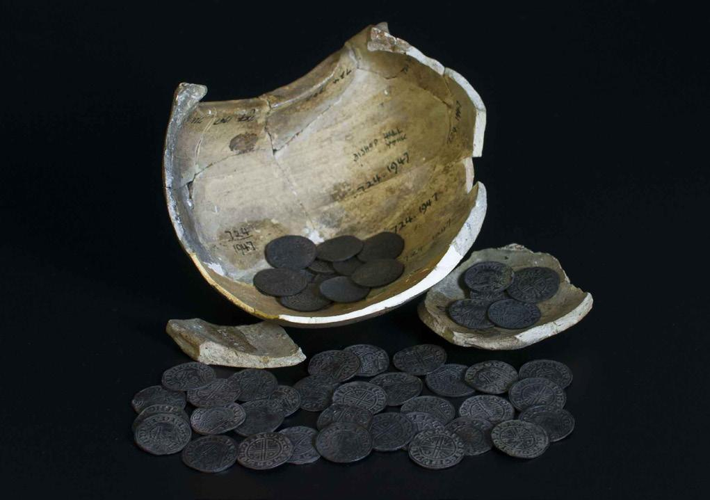 the Conqueror s Harrying of the North may well provide the context for the deposit of the Bishophill hoard of silver pennies.