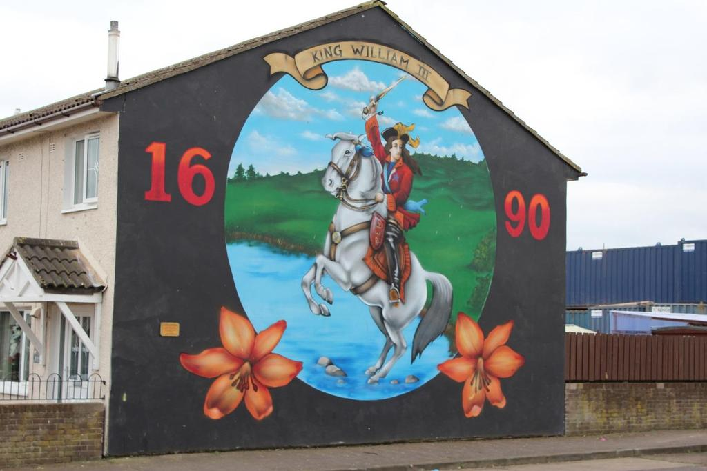Foster 10 then necessary level of public support to fuel their creation, the muralists would be at a loss for motivation to create; a problem the loyalists have solved with commissions.