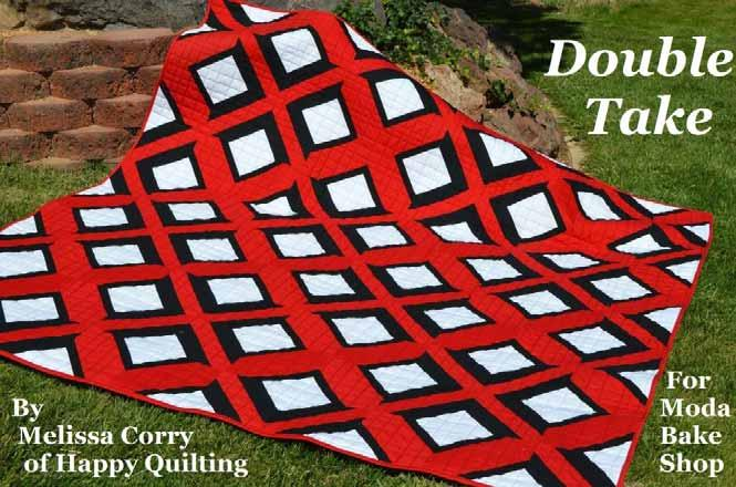 !! This quilt is going to be part of it's homecoming celebration!