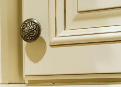 Mullion Doors Selection of Crown Mouldings Pilasters & Blocks Tulip &