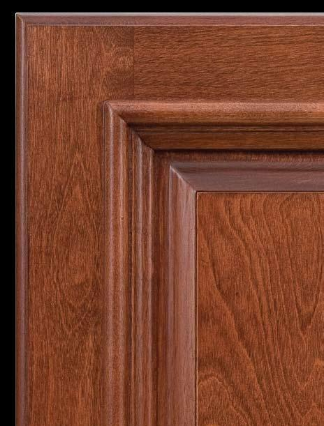 with mortise and tenon construction and a solid raised center panel.