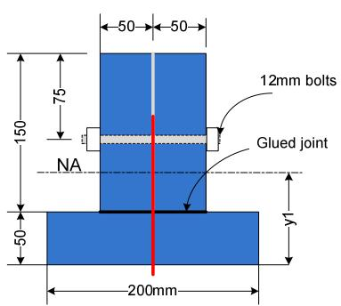 EXAMPLE 1-1 A beam is loaded so that the moment diagram of it varies as shown in the figure.