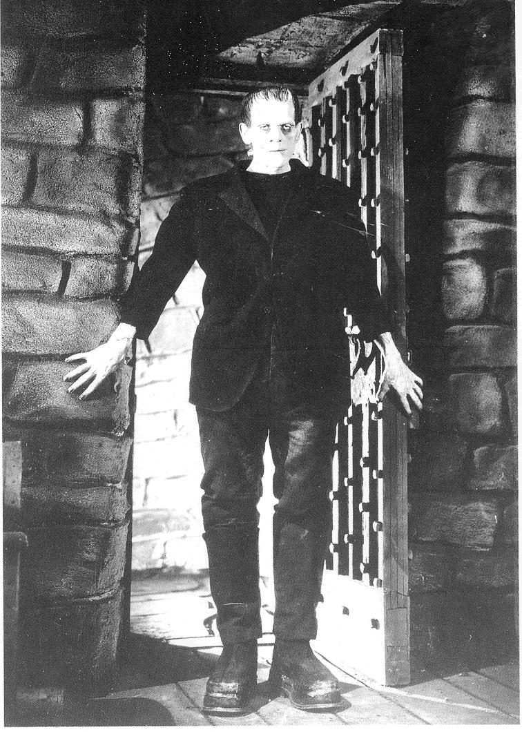 The Monster We Know And Love: Boris Karloff in the 1931 film