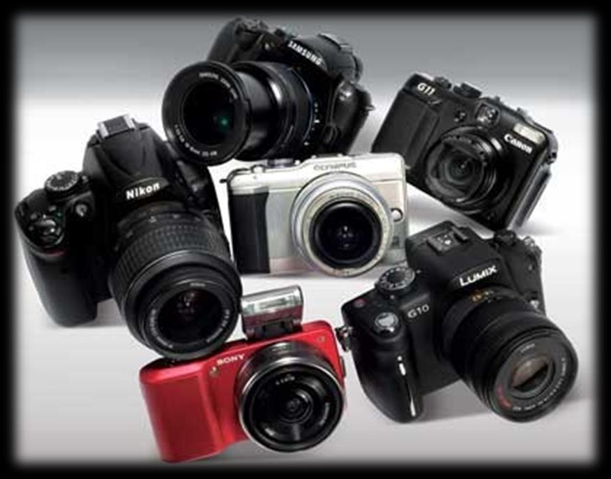 Film Cameras Digital SLR Cameras