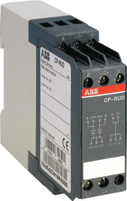 5 A and 1 output up to 5 A 5 V and < 5 A CP-RUD 1SVR42418R9000 0.15 (0.