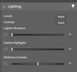 of guided edit mode, but it works really well for simple edits to colors or brightness. Click on the box that says View: After Only and change it to Before & After Horizontal.