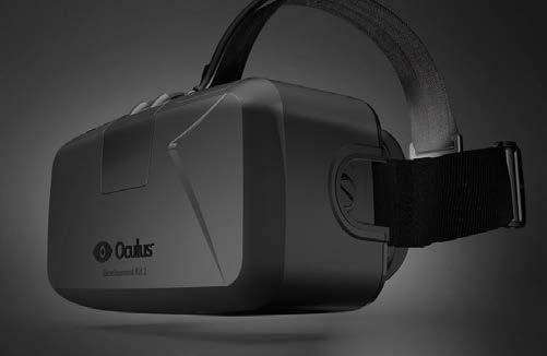 What is the Oculus Rift? Invented by a VR enthusiast named Palmer Luckey, the Oculus Rift is a set of virtual-reality goggles that will work with your computer or mobile device.
