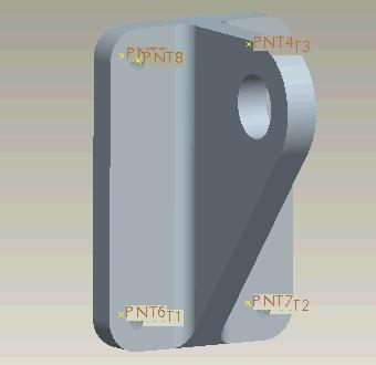 Joint Analysis STEEL. Press the MORE button next to SECTION. Choose NEW then set the type to SOLID CIRCLE with a radius of 6 (this represents the size of the bolt shank).