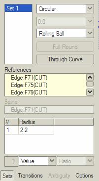 Intermediate Modeling To complete simply RIGHT click on the cut in the browser on the left and choose PATTERN.
