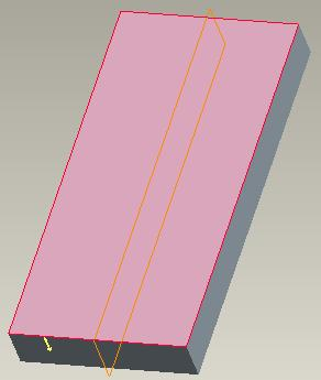 Introduction To Modeling Lets make a another extrusion on top of the first.