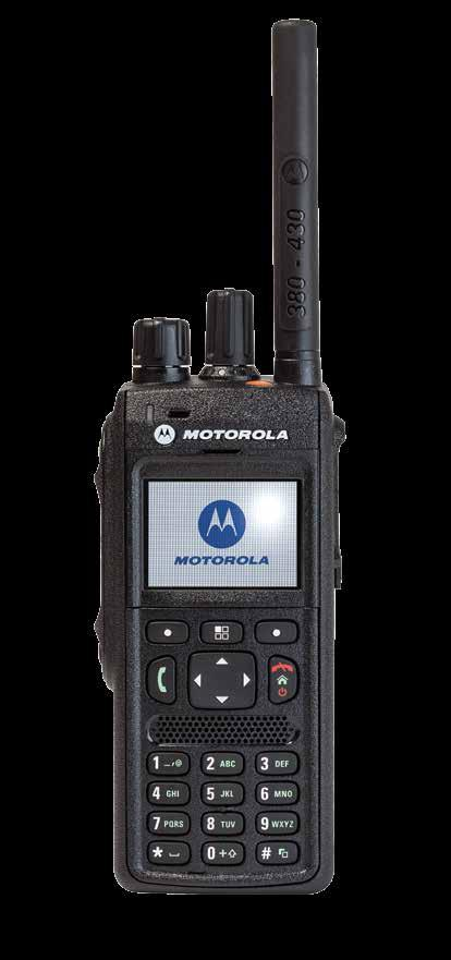 MTP3000 SERIES ENHANCEMENTS IP65, IP66 & IP67 WIDEBAND 350-470 MHz & 800 MHz GPS & BEIDOU OR GLONASS MTP3500/3550 ADDED FEATURES END-TO-END Encryption Man Down MTP3000 Series designed to work in the