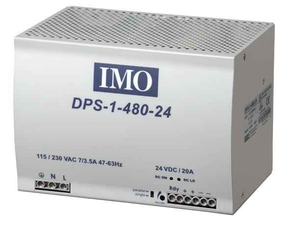 DPS Series 48W AC/DC DI Rail Power Supplies AC - DC DI rail mountable 48W power supplies E A R G U A R A T E E z Compact design z High efficiency up to 89% z function available z Parallel function