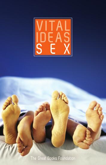 ideas surrounding work, money, sex,