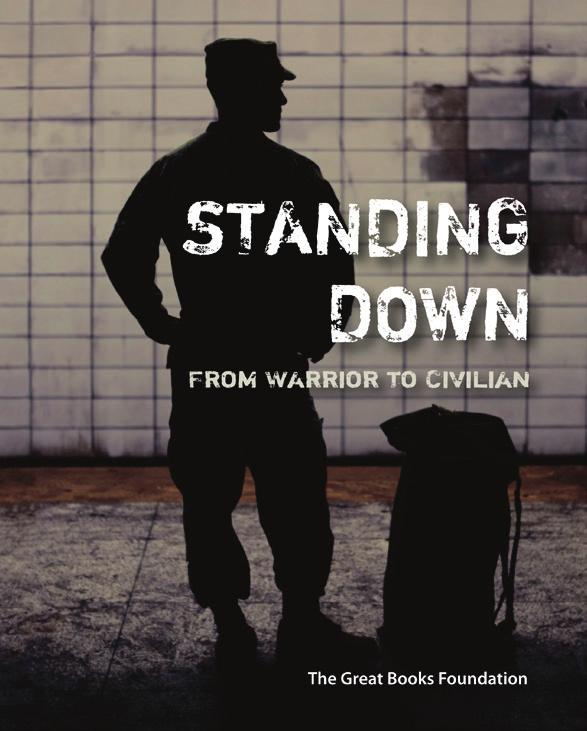 Civilian This anthology was created for Talking Service, the Great Books Foundation s initiative to develop reading and discussion programs for veterans of the United States Armed Forces