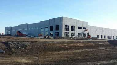TRACK RECORD - COMPLETED DEALS LONE ELM LOGISTICS CENTER Olathe, Kansas 1 Buildings 496,150 Square Feet