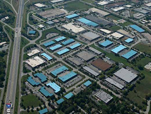 TRACK RECORD - COMPLETED DEALS LENEXA INDUSTRIAL PARK Lenexa, Kansas 23 Buildings 721,883 Square Feet 4 parcels of vacant land Industrial, flex