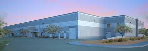 DEAL PIPELINE ODYSSEY CHEYENNE INDUSTRIAL CENTER Las Vegas, Nevada 1 Building 87,000 Square Feet
