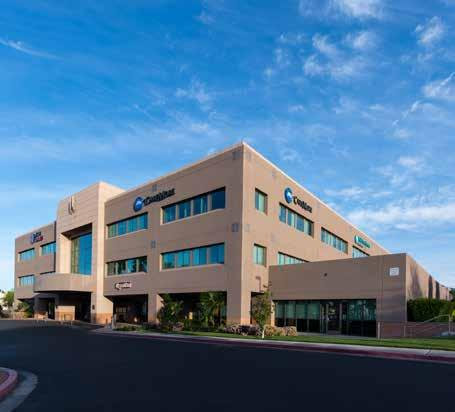 TRACK RECORD - COMPLETED DEALS PARKWAY MEDICAL PLAZA Henderson, Nevada 1 Building 90,000 Square Feet Medical office building with surgical center, post-op recovery