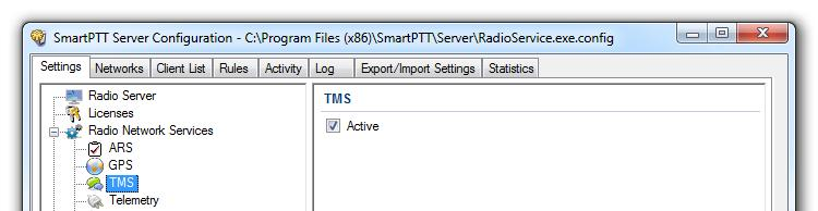 Radio Inactivity Timeout, s: Time period, after which the radio that did not send GPS becomes potentially absent. In this case the radio receives a location update request.