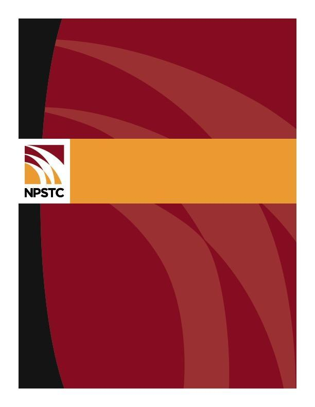 A NPSTC Public Safety Communications Report Mission Critical Push to Talk: Considerations for the Management of User ID and First Responder Identity