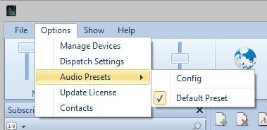 WHAT S WHAT? Main Toolbar The Main Toolbar on the main window contains tools for Audio levels, as well as standard and custom buttons as described below.