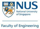 Summer Engineering Research Internship for US Students (SERIUS) Host Departments: Department of Electrical & Computer Engineering / Tropical Marine Science Institute, Acoustic Research Laboratory