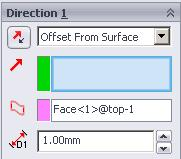 Then using the CTRL key select all of the edges of one of the button openings, then select convert entities to convert in lines in the current sketch. N.B.