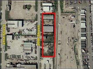 INDUSTRIAL 12522 2th St S Texas City, TX 7759 Warehouse Avail: Office Avail: CAM: SF SF SF SF SF Class C Industrial Ceiling Height: Warehouse Column Spacing: Power: 22,98 SF Drive Ins: Yes Const Mat: