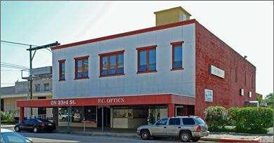 RETAIL / FOR LEASE 5759 23rd St @ Tremont Galveston, TX 7755 Parking: Retail Storefront Retail/Residential 11,749 SF 5,874 SF 2 78.