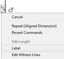 Revit Structure Basics: Framing and Documentation 22. Select the Aligned Dimension tool.